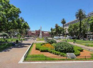 Plaza de Mayo Buenos Aires Argentina