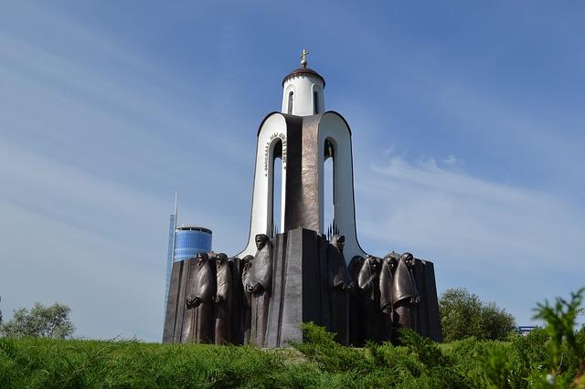 MInsk Bielorussia Attrazioni