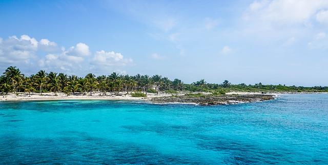 Isola Cozumel Messico