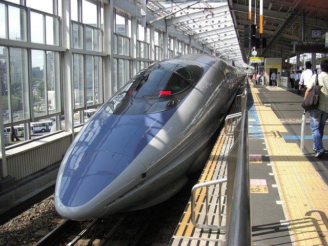 Come funzionano i treni in Giappone