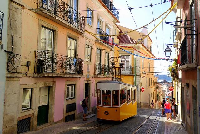 Lisbona: guida completa della città