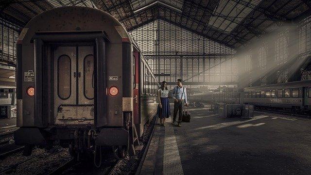 Viaggiare in treno durante la Pandemia